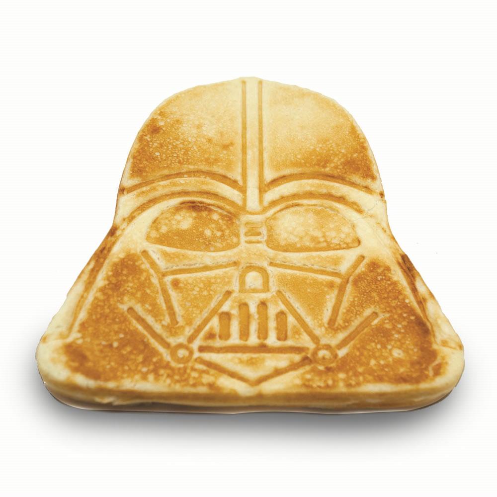 The Darth Vader Pancake Maker 2