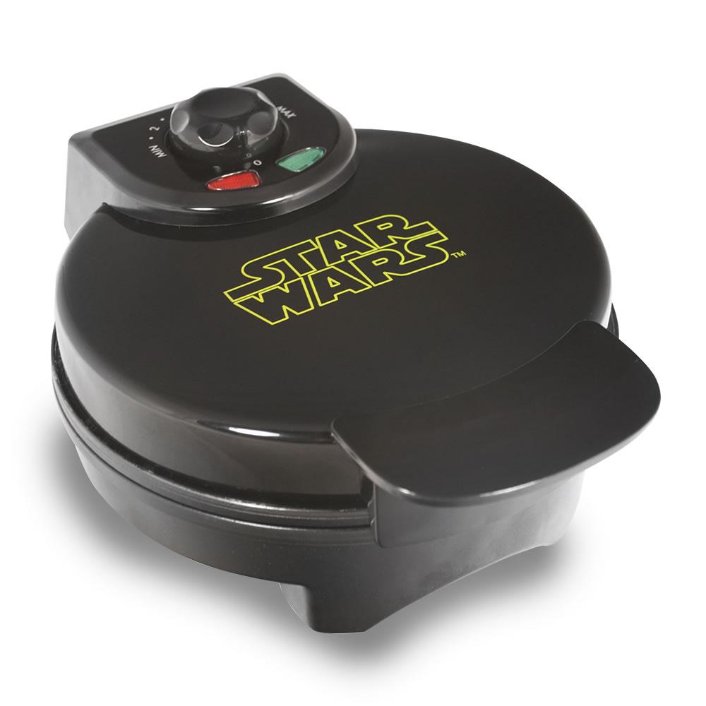 The Darth Vader Pancake Maker 4