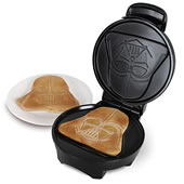 The Darth Vader Waffle Maker.