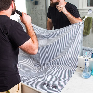 The Home Barber's Beard Mat