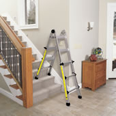 The Multifunctional Ladder.