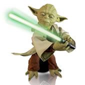 Jedi Training Yoda