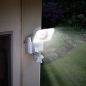 The Solar Powered Wide Angle Security Light