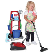Playtime Miele Cleaning Trolley And Vacu