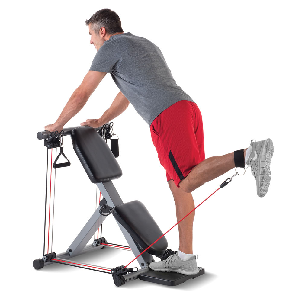 The 50 Exercise Fold Away Gym5