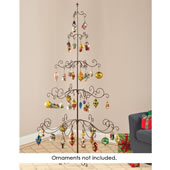 The Heirloom Ornament Display Tree.
