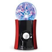 The Pulsing Plasma Wireless Speaker.