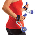 The Arm Toning Walking Weights.