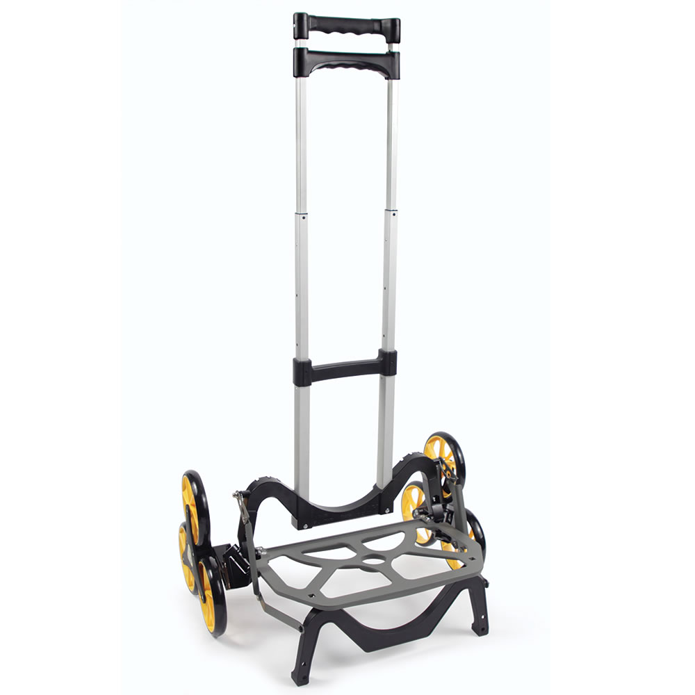 The Stair Stepping Smarter Cart 4