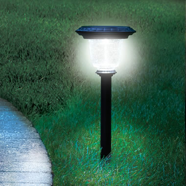 The Best Solar Walkway Light.
