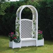 Convertible Garden Landscape Features