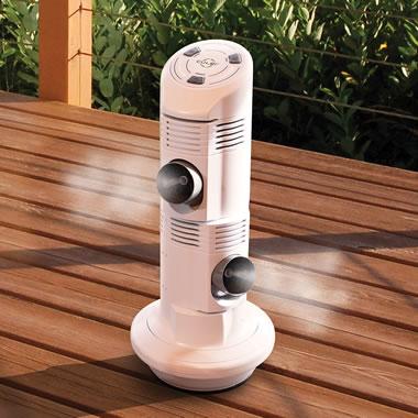 The Flash Evaporative Air Cooler
