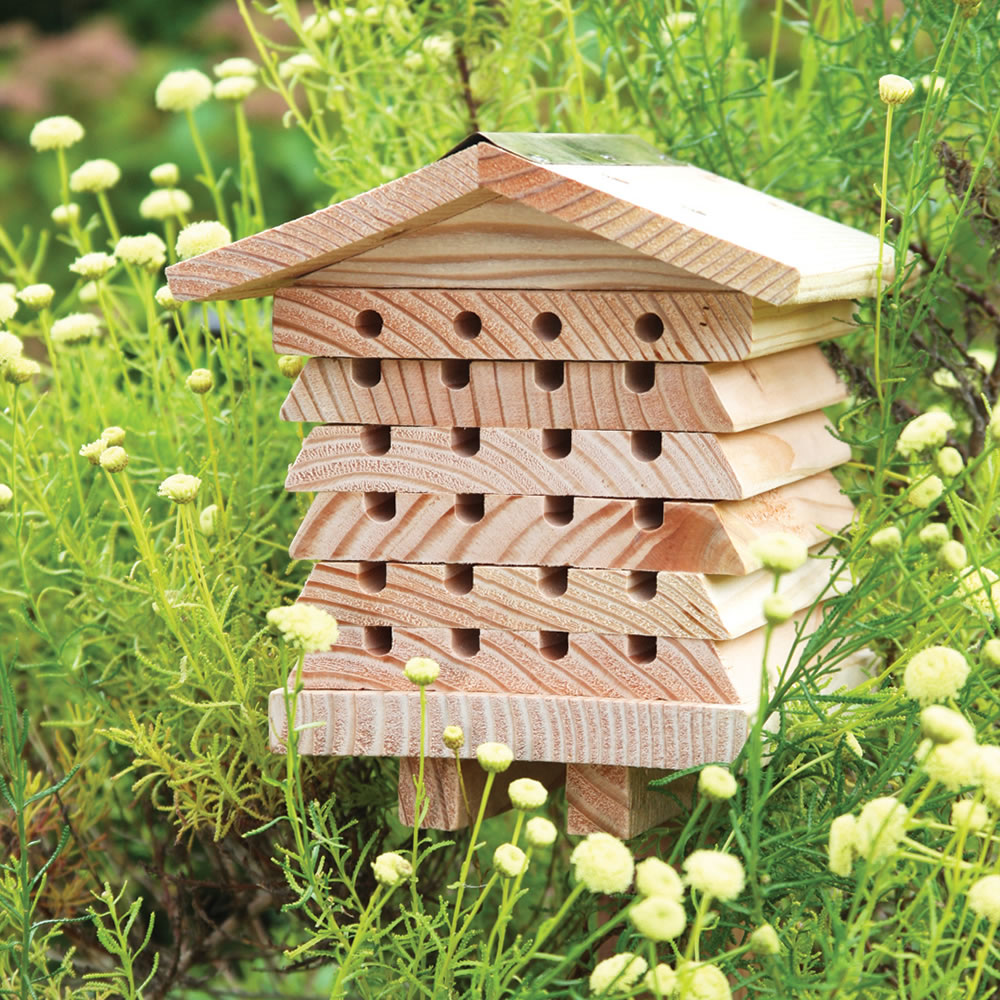 The British Horticulturist Bee House 2