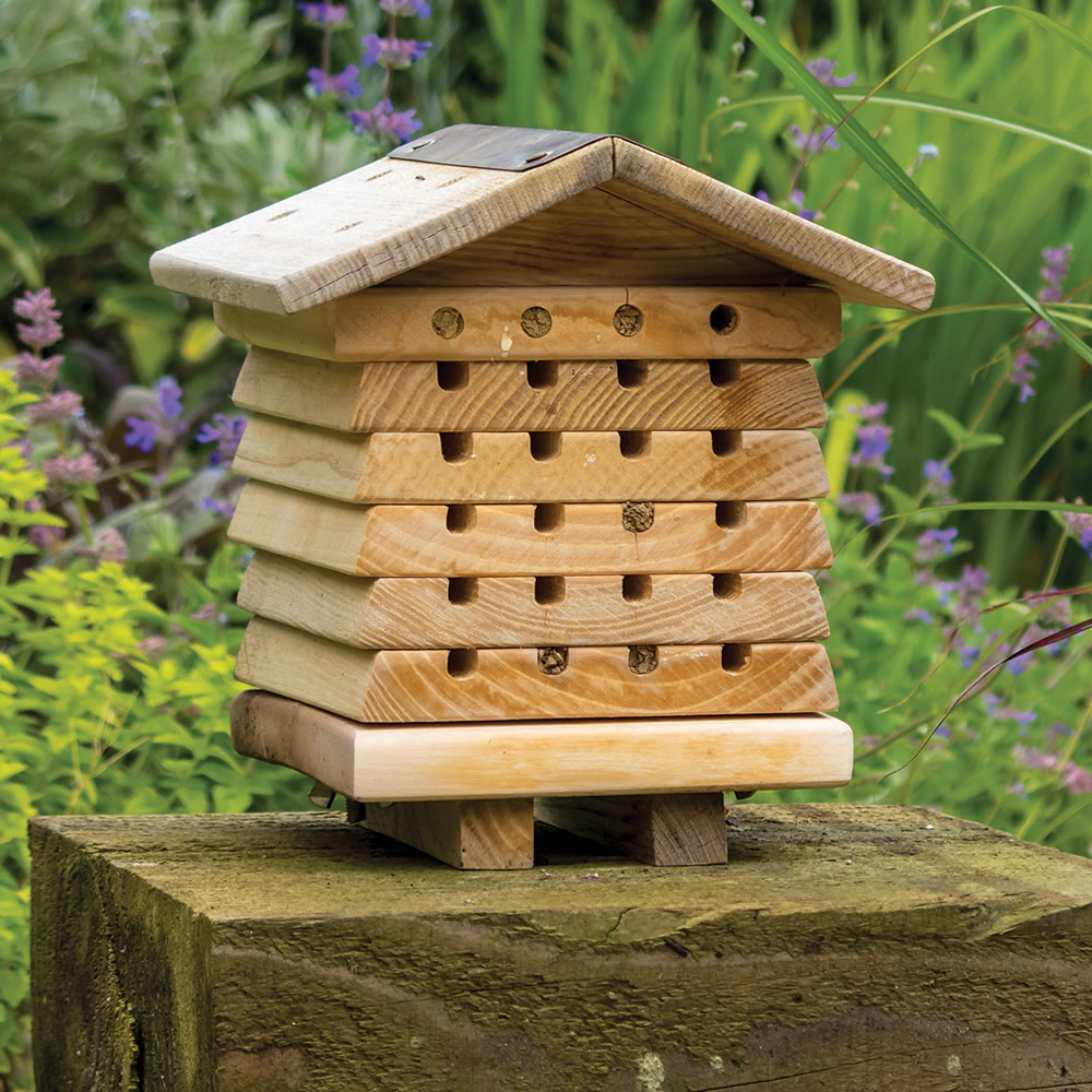 The British Horticulturist Bee House 3