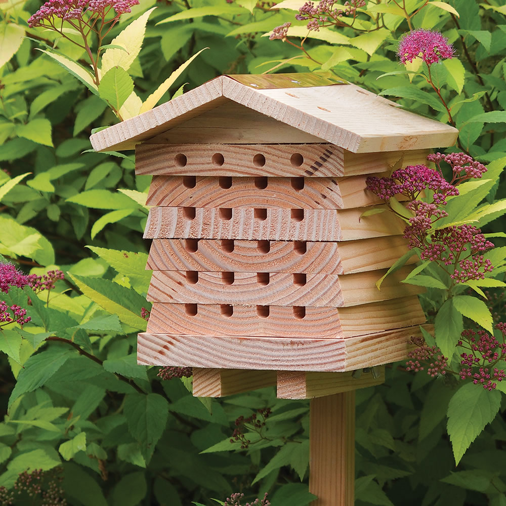 The British Horticulturist Bee House 1