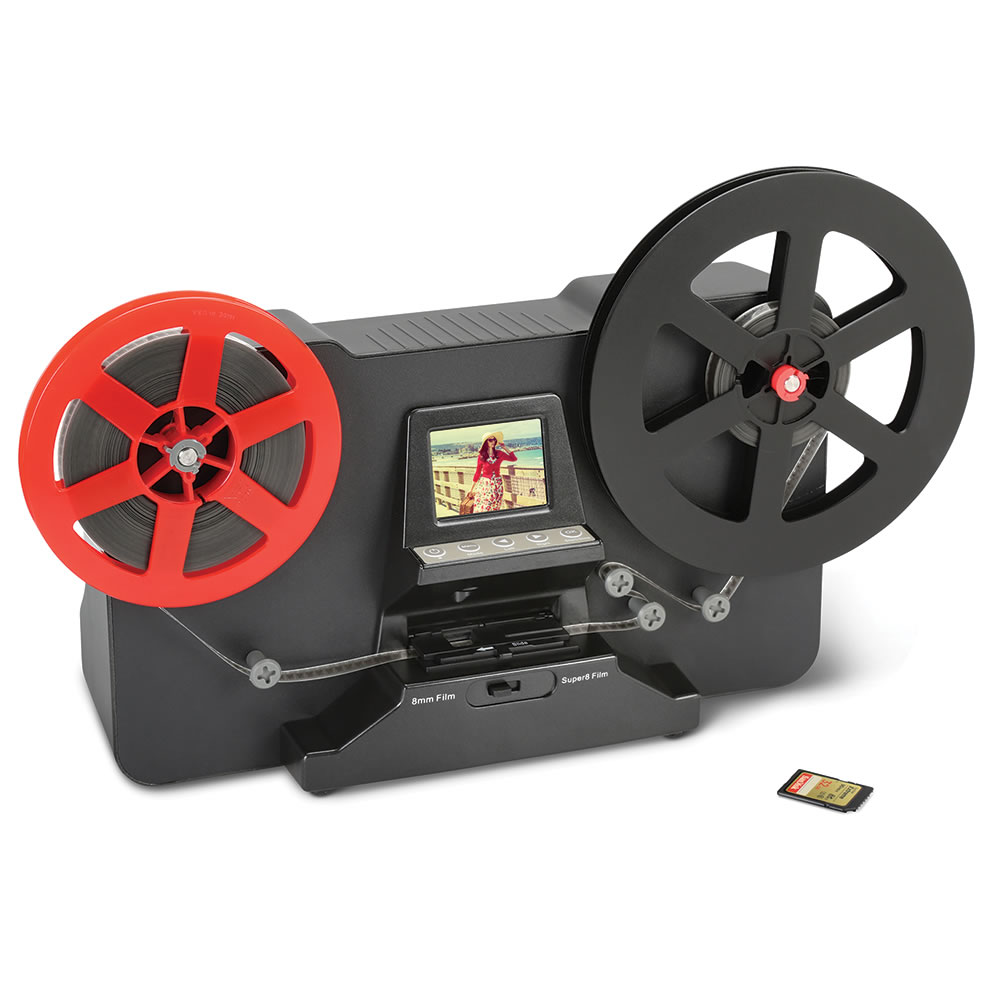 The Super 8 To Digital Video Converter 2