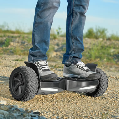 The All Terrain Batterysafe Hoverboard