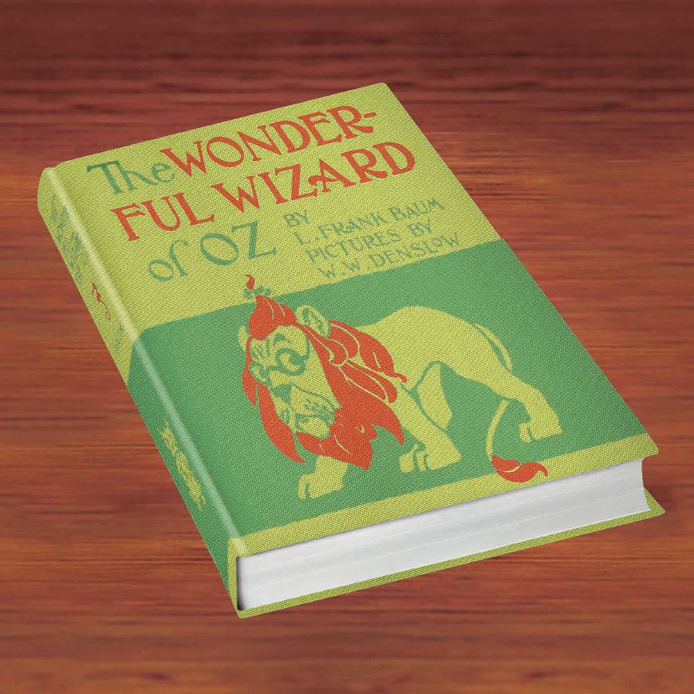 The Exact Reproduction Wizard of Oz Library2