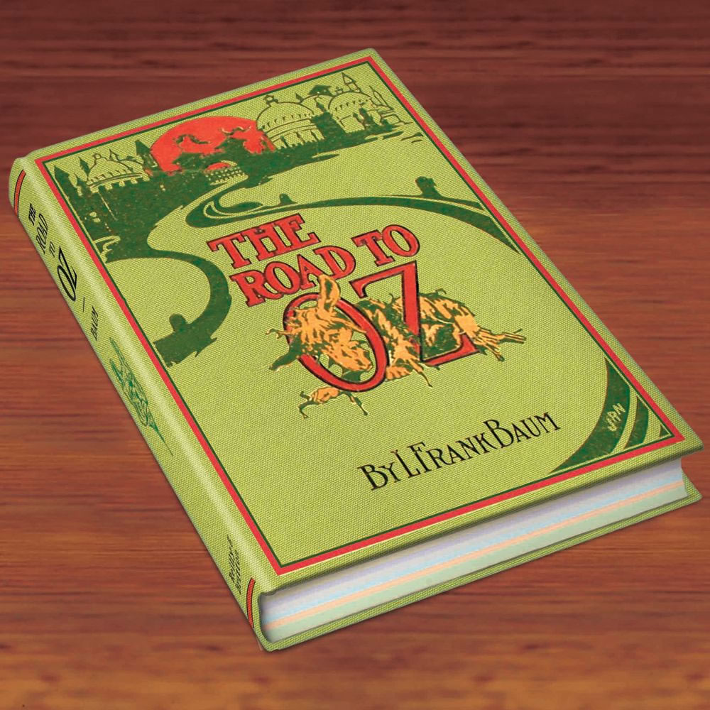 The Exact Reproduction Wizard of Oz Library3