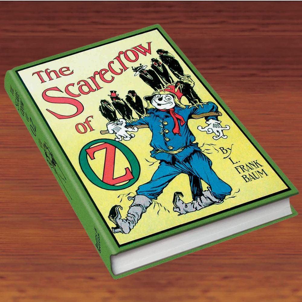 The Exact Reproduction Wizard of Oz Library4