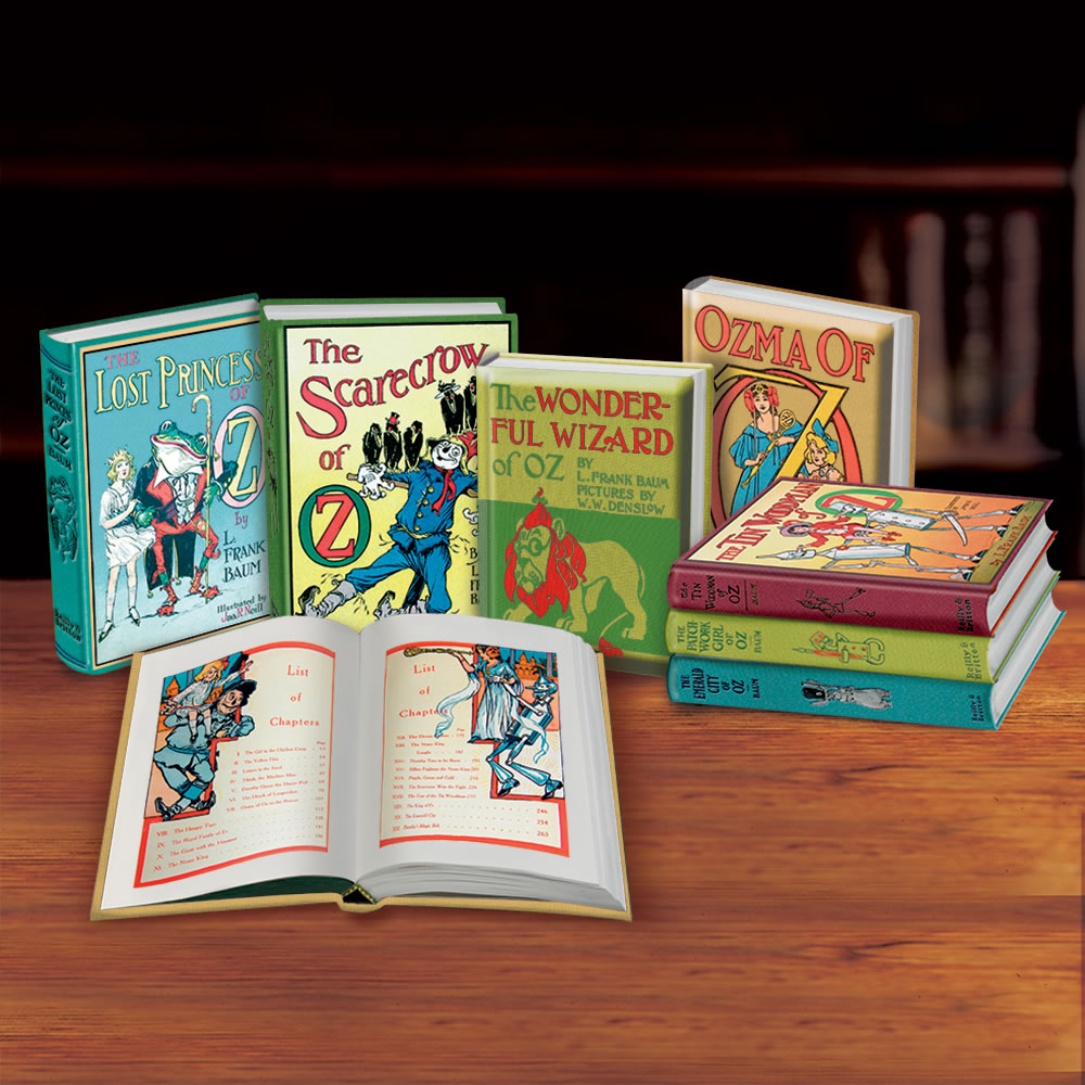 The Exact Reproduction Wizard of Oz Library5