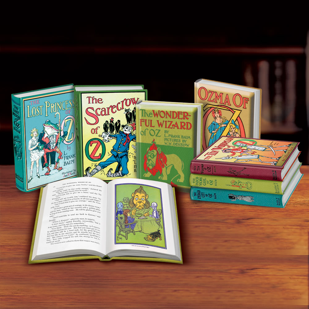 The Exact Reproduction Wizard of Oz Library6