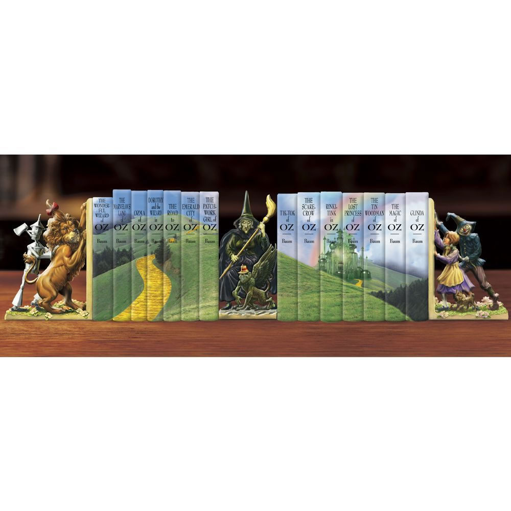 The Exact Reproduction Wizard of Oz Library1
