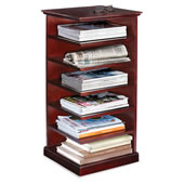 Organized Readers Bookstand Cherry