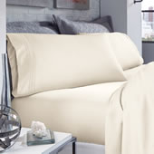 Sleep Enh Sheets (King) Ivory