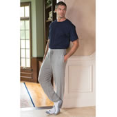 Wash Cashmere Weekend Sweatpants Ltg Lrg