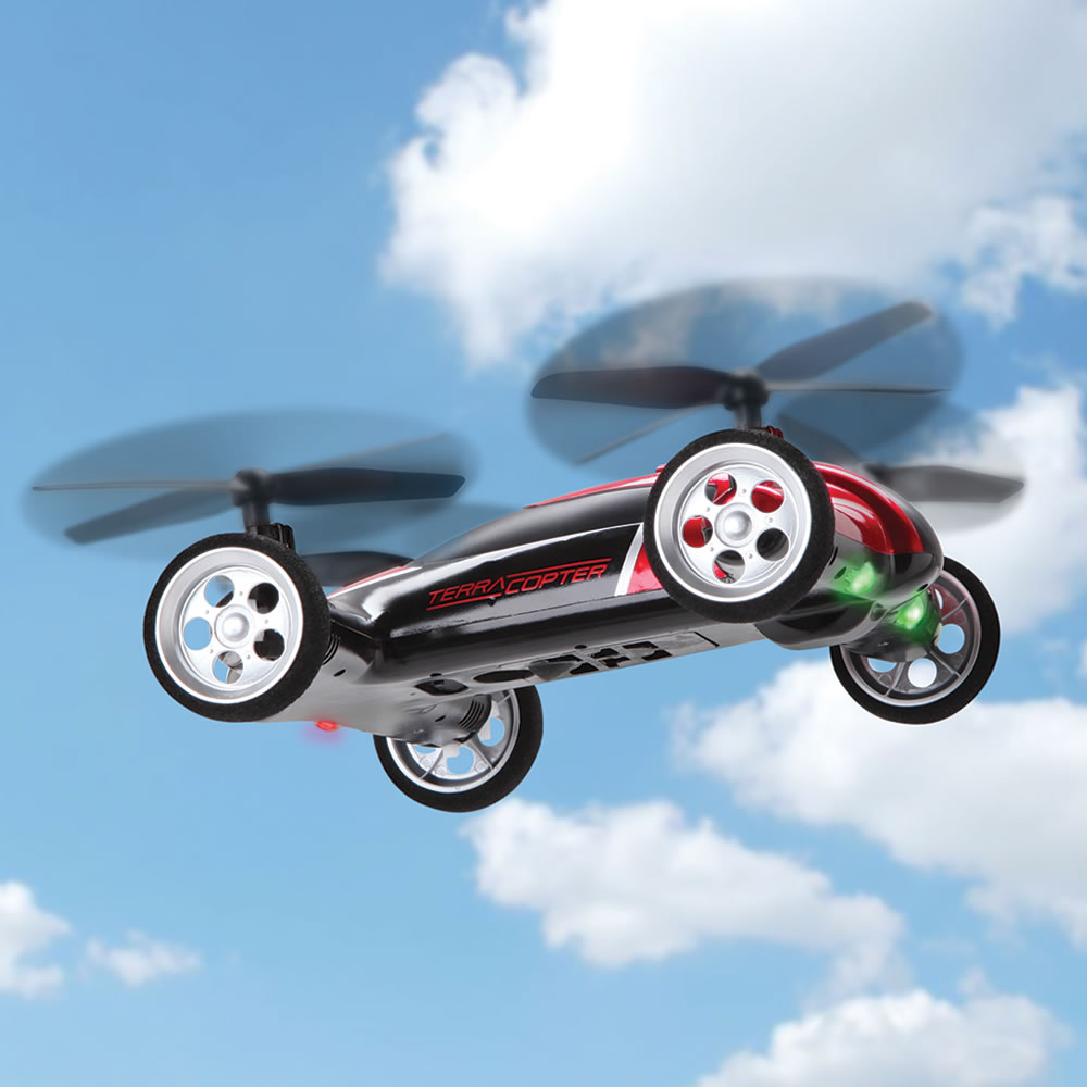 The RC Flying Car3