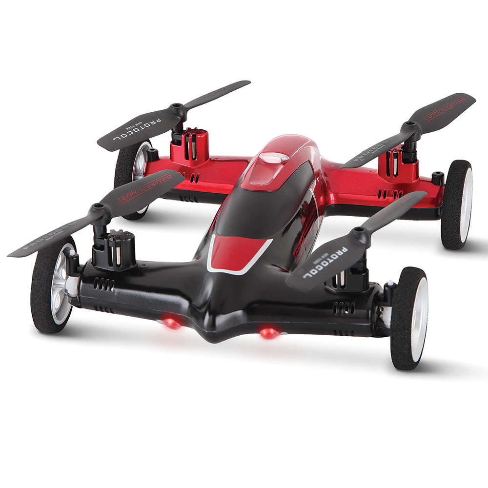 The RC Flying Car 5