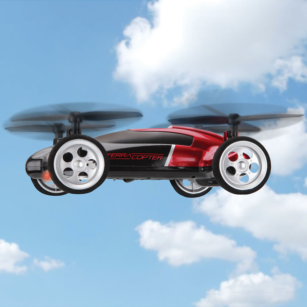 The RC Flying Car 6