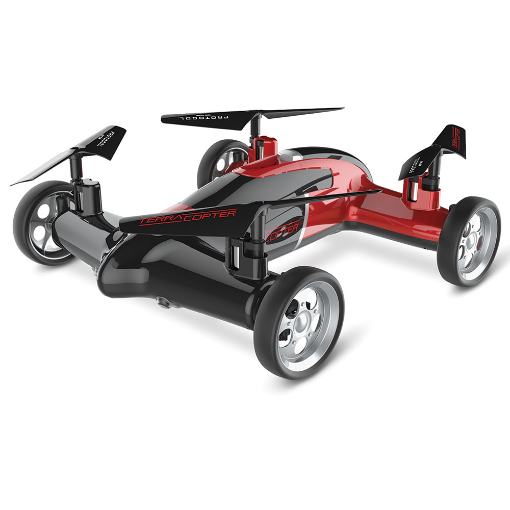 The RC Flying Car 4