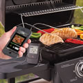The Smartphone Alerting Barbecue Thermometer.