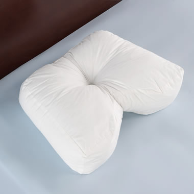 The Side Sleeper's Ergonomic Pillow.