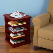 Organized Readers Bookstand Small Cherry