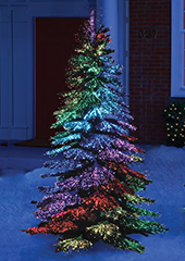 The 7 1/2' Thousand Points Of Light Tree.