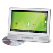Tablet Computer Dvd Player