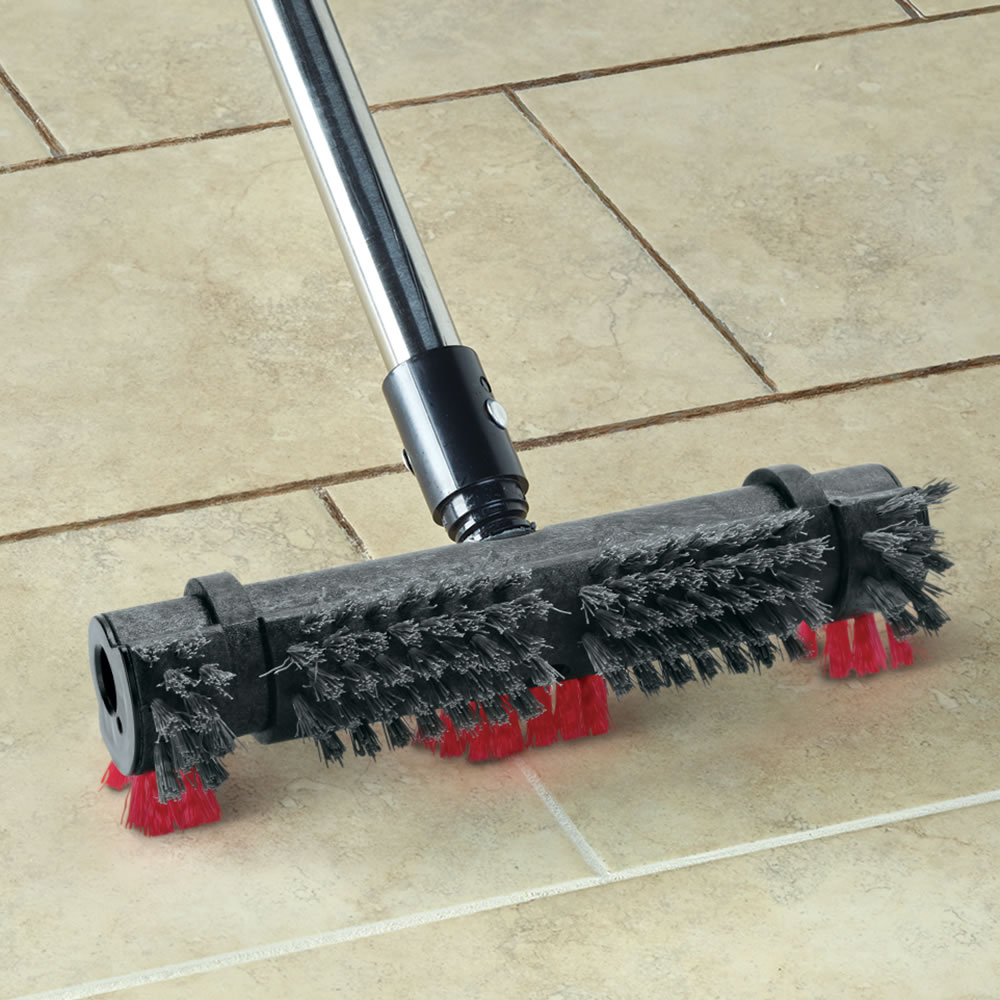 The Superior Grout Scrubber Hammacher Schlemmer