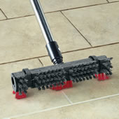 The Superior Grout Scrubber.