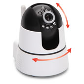 Superior Wifi Security Camera (Beige)