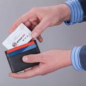 Identify Theft Preventing Signal Blocker