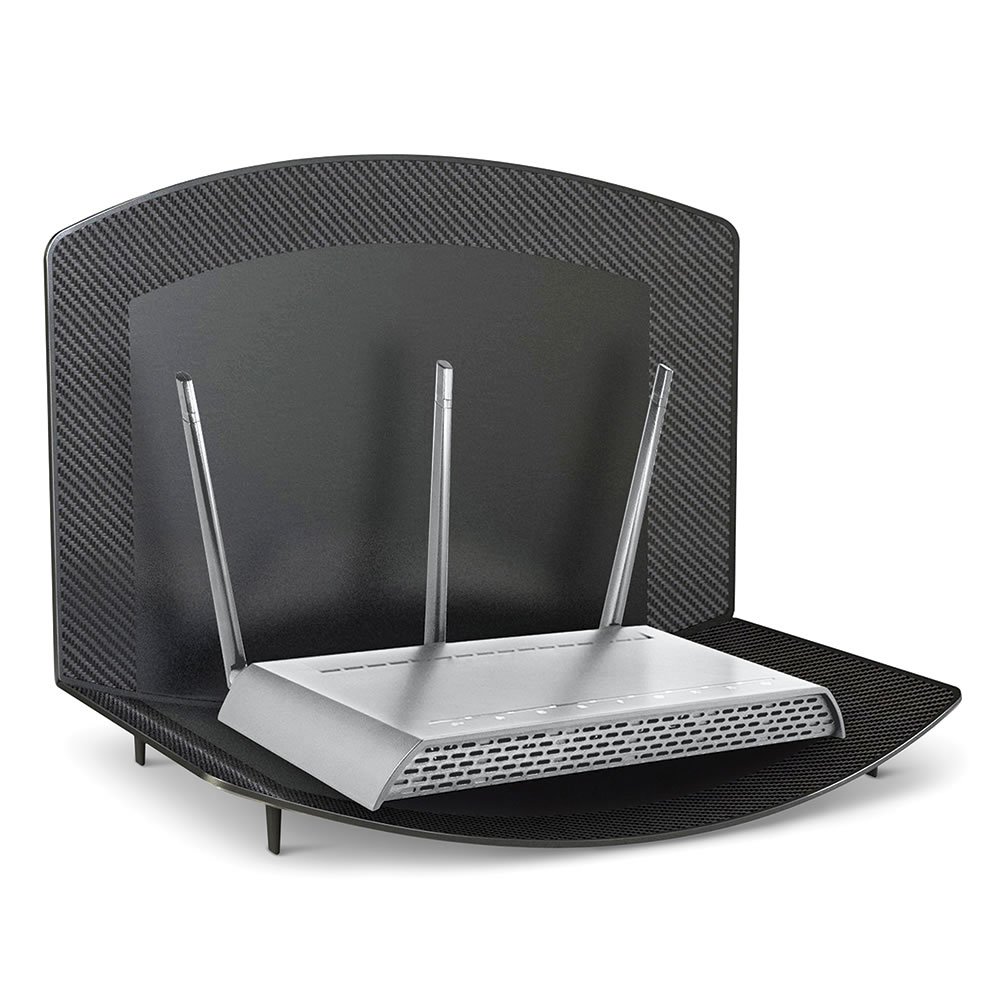 The Wifi Directional Booster Hammacher Schlemmer