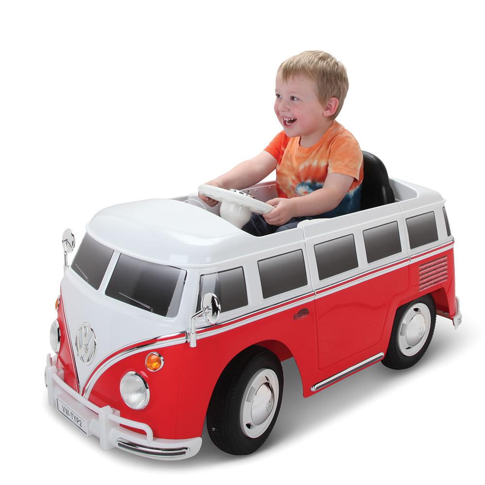 The Children's Ride On Volkswagen Bus 7