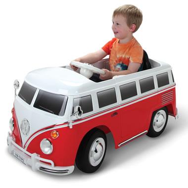 The Children's Ride On Volkswagen Bus.