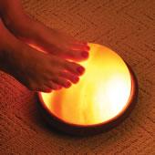 Halotherapy Salt Dome Amber
