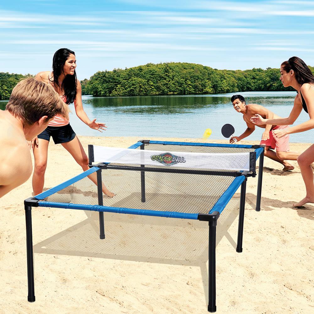 The Beach Table Tennis Set1
