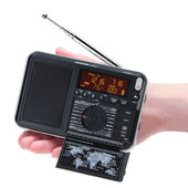 Best Pocket Radio Black