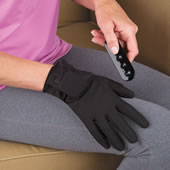 Only Crdlss Arthritis Pain Rel Gloves Bl